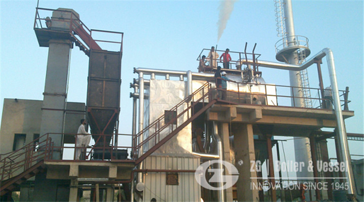 steam boiler manufacturers in noida